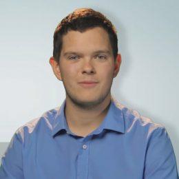 Jakub Kapušňák, 21 let, student právnické fakulty