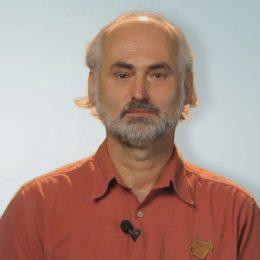 Jiří Dušan Serafín, 58 let, plavčík, učitel jógy, astrolog