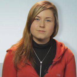 Kateřina Stašková, 18 let, studentka