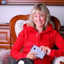 Klára Paterová, Slatinice , 26 let, učitelka