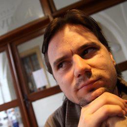 Tomáš Crhonek, Olomouc, 28 let, správce internetových serverů